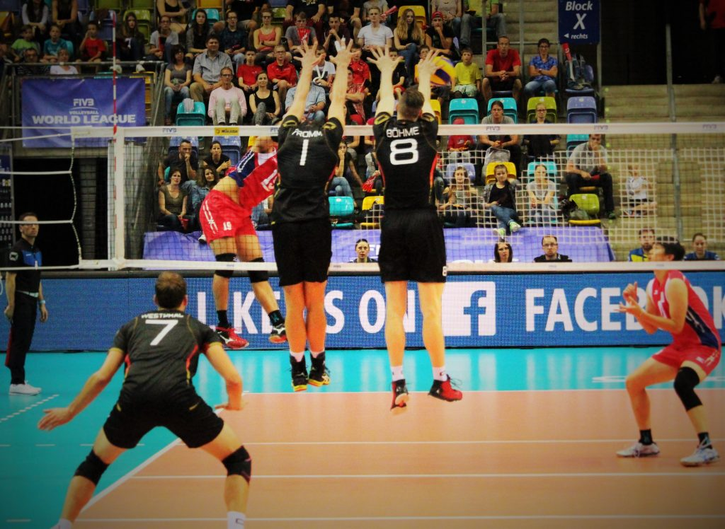 Volleyball World League Frankfurt: Die Halbfinale