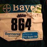 Erster Lauf über 10 Kilometer