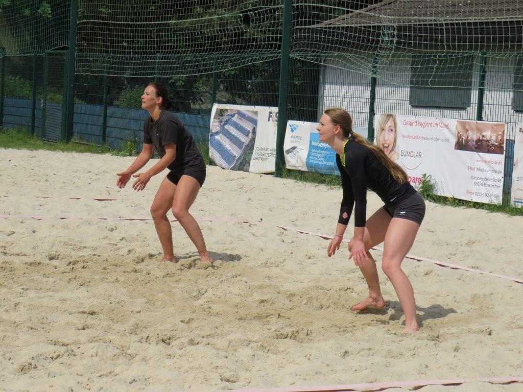 Warum Beachvolleyball besser als Volleyball ist