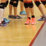 Volleyballschuhe für Sieger