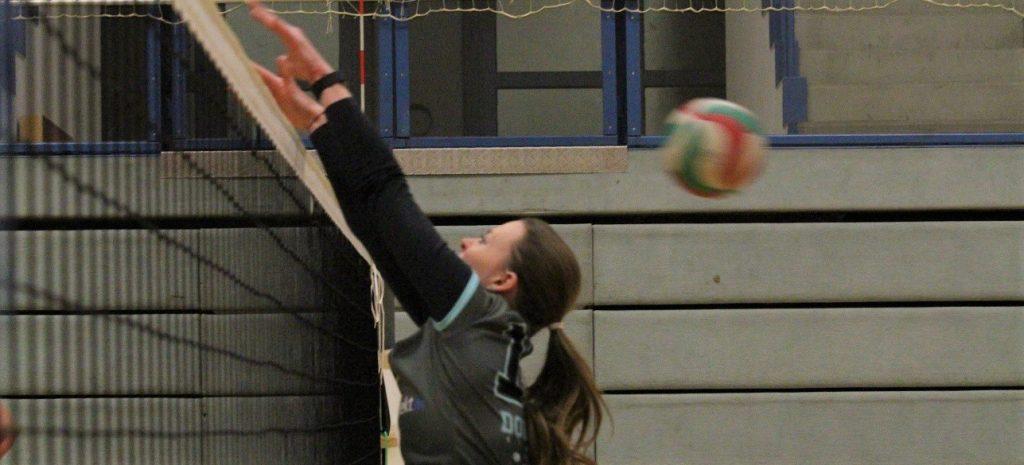 Blog beim Volleyball