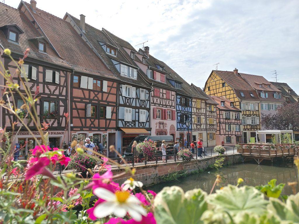 Blick auf Colmar